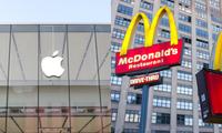 Chuỗi cửa hàng McDonald's ở Anh và Apple Store trên toàn thế giới đồng loạt đóng cửa