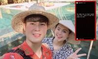 """Quỳnh Anh bỏ tên """"Công chúa béo"""" và tình trạng kết hôn sau nghi vấn xích mích với Duy Mạnh"""