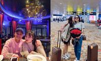 """Bạn gái mới Quang Hải gây """"choáng"""" vì gia thế giàu sang, là """"tay chơi"""" hàng hiệu kín tiếng"""
