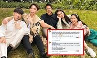 Hòa Minzy lên tiếng về tin đồn Hương Giang và CEO Matt Liu hẹn hò được 1 năm
