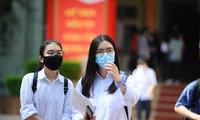 Thi tốt nghiệp THPT đợt 1: Hà Nội đã chấm thi xong cho gần 80.000 thí sinh