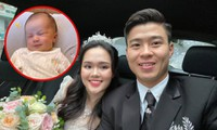 """Sau 7 tháng kết hôn với Duy Mạnh, """"công chúa béo"""" Quỳnh Anh hạ sinh bé trai kháu khỉnh"""
