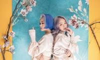 """Hai nữ streamer đình đám Hoa Nhật Huỳnh và Hảo Thỏ tung bộ ảnh """"tình bể bình"""""""