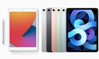 Thế hệ iPad 2020 của Apple: iPad Air với 5 phiên bản màu đẹp miễn bàn, iPad 8 giá cực tốt