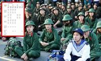 Điểm sàn xét tuyển của các trường ĐH, CĐ khối Quân đội: Cao nhất lên tới 25,5 điểm