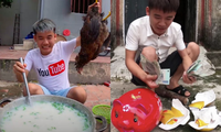 Công ty nào đứng đằng sau kênh YouTube của Hưng Troll, Bà Tân Vlog?