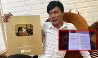 """Kênh YouTube hàng triệu lượt theo dõi của """"phụ hồ hot nhất Việt Nam"""" sắp bị xóa sổ?"""