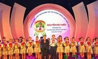 344 đại biểu ưu tú sẽ tham dự Đại hội Cháu ngoan Bác Hồ toàn quốc lần thứ IX