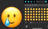 """Người dùng Apple thích thú với biểu tượng cảm xúc """"dở khóc dở cười"""" mới trên iOS 14.2"""