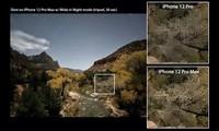 So sánh camera iPhone 12 Pro với iPhone 12 Pro Max: Có sự khác biệt nhưng không nhiều