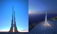 Dân mạng trầm trồ với ngọn tháp mới tại Phú Yên: Thêm địa điểm check-in không thể bỏ lỡ!