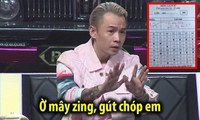 """Khi giáo viên dạy Sử là """"fan cứng"""" Rap Việt: Lời phê cho học sinh cũng đậm chất Binz"""
