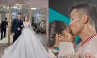 Sau Công Phượng, trung vệ Bùi Tiến Dũng chính thức ấn định ngày cưới, tổ chức ở 3 địa điểm