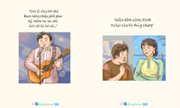 Bộ tranh tưởng niệm những khoảnh khắc đáng nhớ của danh hài Chí Tài khiến netizen xúc động