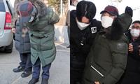 Nhãn hàng áo phao Cho Doo Soon mặc ngày ra tù rơi vào khủng hoảng, xin báo đài che mờ logo