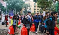 Loạt trường ĐH tại TP.HCM thông báo lịch nghỉ Tết Tân Sửu: Trường bạn có lịch nghỉ chưa?