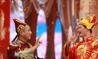 """Nghệ sĩ Chí Trung đăng ảnh """"Tin vui nhé"""", ngầm khẳng định Táo Quân sẽ trở lại dịp Tết?"""