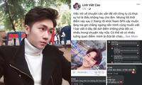 """""""Hot boy nối chữ"""" Linh Việt Cao bất ngờ đăng đàn tố công ty cũ tệ bạc, không minh bạch"""