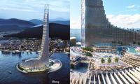 Quảng Ninh dự kiến xây tòa tháp cao nhất Việt Nam: Giới trẻ có thêm điểm check-in mới!