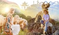 """Hang Múa, đồng cừu Gia Viễn (Ninh Bình) lọt top điểm """"hot"""" dịp Tết Dương lịch 2021"""
