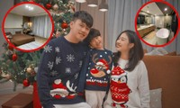 """Cơ ngơi """"khủng"""" của vợ chồng Trang Lou - Tùng Sơn: Nhà mới to đẹp đón bé thứ hai chào đời!"""