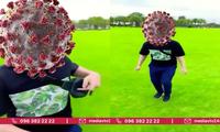 """Khi Chuyển động 24h bắt trend: Màn kết hợp của virus SARS-CoV-2 và """"Đố anh bắt được em"""""""