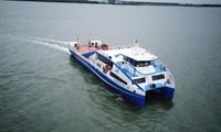 Tuyến phà TP.HCM - Vũng Tàu đi vào hoạt động: Teen Sài Gòn chỉ mất 30 phút để xả stress!