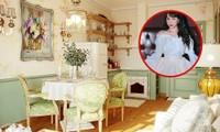 Hoà Minzy tậu thêm căn hộ mới ở Hà Nội, tuy nhỏ nhưng vẫn lộng lẫy như cung điện