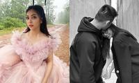 Sau gần 1 năm chia tay Quang Hải, Nhật Lê chính thức công khai có bạn trai mới