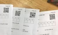 """Giáo viên đặt mã đề kiểm tra bằng mã QR code, quét ra nội dung khiến teen """"ngã ngửa"""""""