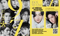 Hoa Học Trò 1352: Sải bước tiến vào năm mới, nhận ngay fanbook khổ lớn Idol 97-Line