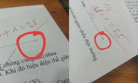 """Cách đánh mã đề """"bá đạo"""" của thầy cô: Một chấm là say đắm, hai chấm là đắm say, ba chấm là khỏi nhìn bài"""