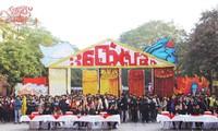 """Sinh viên Đại học Kinh tế Quốc dân háo hức đón năm mới với """"Tết - 360 độ Xuân 2021"""""""
