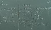 Sơn Tùng M-TP, Thiều Bảo Trâm, Hải Tú tiếp tục xuất hiện trong một bài giảng Tin học