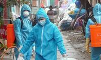 Gia đình ở quận Nam Từ Liêm có 6 người mắc COVID-19 đã đi những đâu tại Hà Nội?