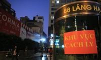 Lịch trình di chuyển của nhân viên ngân hàng mắc COVID-19 tại Hà Nội: Tiếp xúc với nhiều đồng nghiệp, đi siêu thị