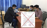 """Nam sinh lớp 10 làm giả văn bản của UBND tỉnh Lâm Đồng, nội dung """"cho học sinh nghỉ hết tháng 2"""""""