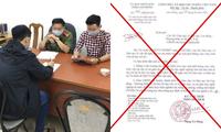 Nam sinh lớp 10 ở Lâm Đồng làm giả văn bản nghỉ học sẽ chịu hình thức xử lý như thế nào?