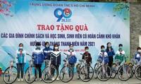 Nhiều hoạt động ý nghĩa được Trung ương Đoàn TNCS Hồ Chí Minh khởi động trong Tháng Thanh niên