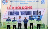 Kon Tum, Bến Tre khởi động Tháng thanh niên với nhiều nhóm nội dung quan trọng