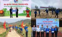 Tuổi trẻ Quảng Bình, Tuyên Quang sôi nổi các hoạt động Tháng Thanh niên năm 2021