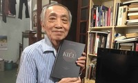 Truyện Kiều, bản chuyển ngữ tiếng Anh của Dương Tường, vừa 'chào đời'