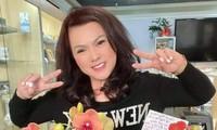 Vợ cố nghệ sĩ Chí Tài cảm kích tấm lòng fan ở quê nhà