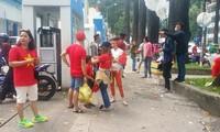 Người Sài Gòn háo hức chờ trận đấu lịch sử của U23 Việt Nam
