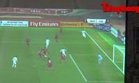 Cổ động viên bùng nổ với bàn gỡ hòa của U23 Việt Nam