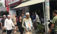 Người Củ Chi lập bàn thờ tưởng nhớ cố Thủ tướng Phan Văn Khải
