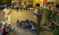 Tai nạn giao thông do sử dụng rượu bia thường gây hậu quả nghiêm trọng.