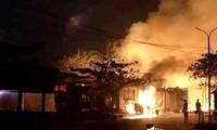 Cháy nhà ngày giáp Tết, 5 người trong gia đình tử vong