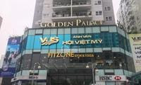 Dự án Golden Palace đã đi vào sử dụng nhiều năm bị điểm tên vi phạm quy hoạch xây dựng