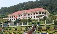 Trụ sở hiện tại của UBND tỉnh Hòa Bình